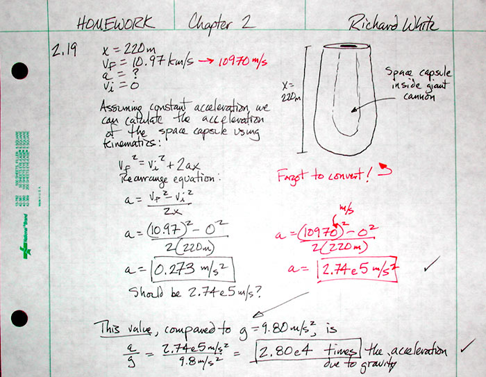 ap physics homework hwsolngood